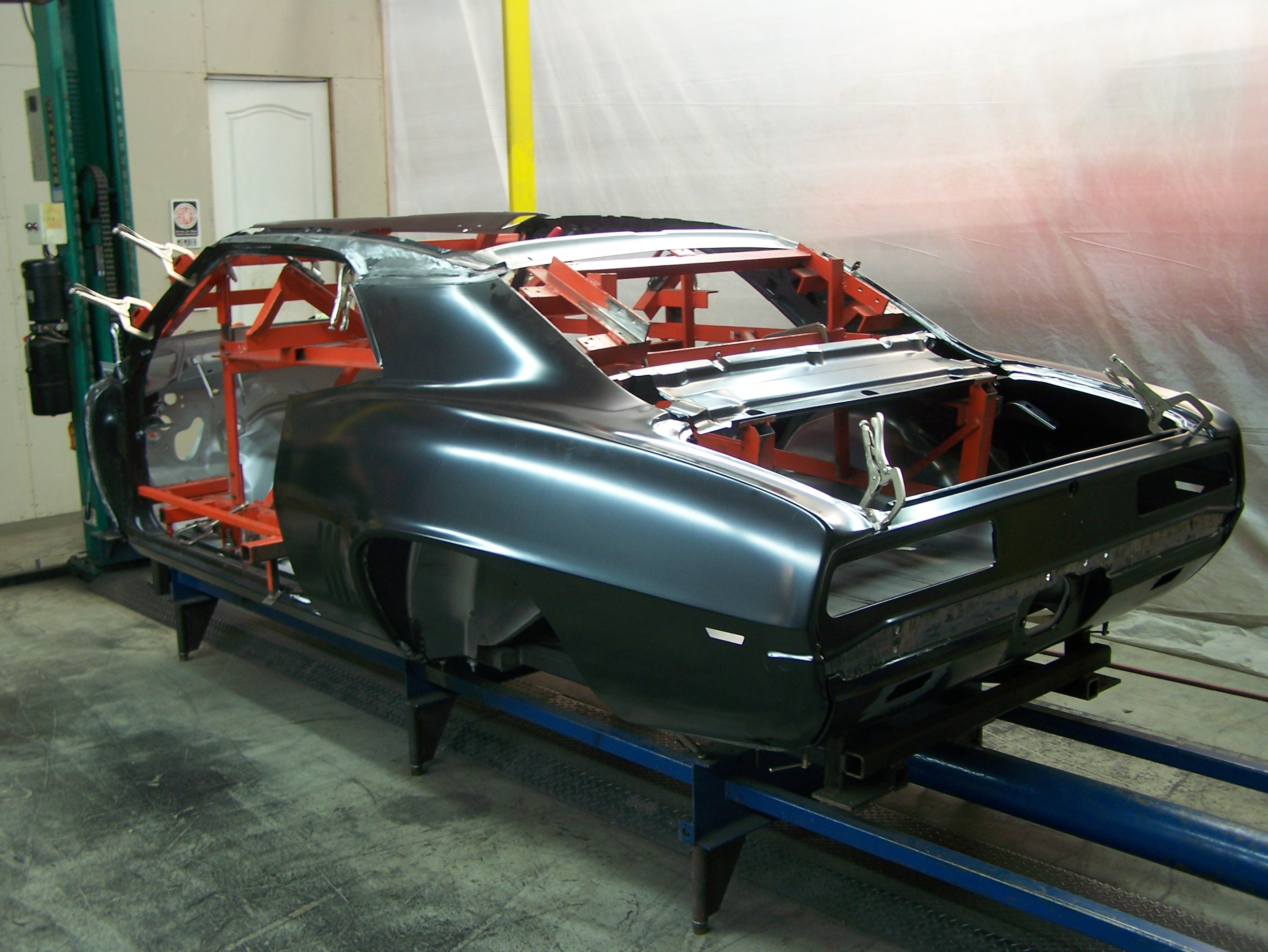 Real Deal Steel NMCA '69 Camaro RS/SS Quick Build