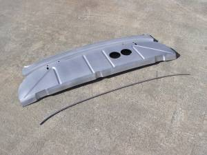 1955-57 Chevy - Back Glass/Rear Deck Panel