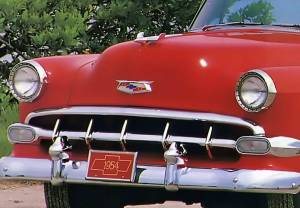 1949-54 Chevy - Grille