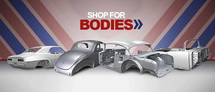 Old Car And Truck Bodies For Sale