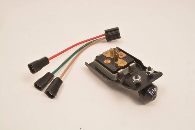 F132094203  Chevy Convertible Top Wiring on