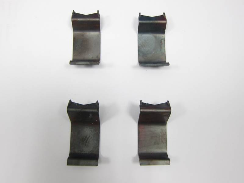 GM - 1955-57 Chevy Station Wagon Liftgate Glass Retainer Clips Set Of 4