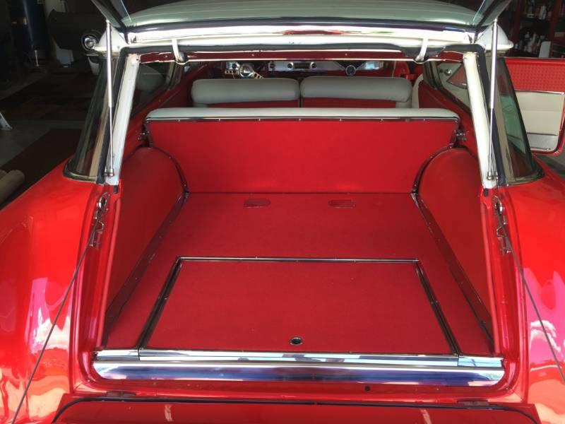 1955 57 Chevy Nomad Station Wagon Sedan Delivery Rear Body