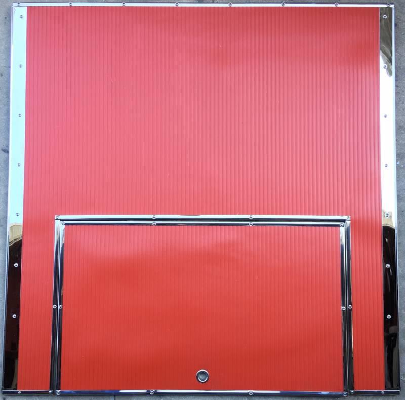 1955 57 Chevy   Stainless Steel Trim   1955 57 Chevy 2u00264 Door