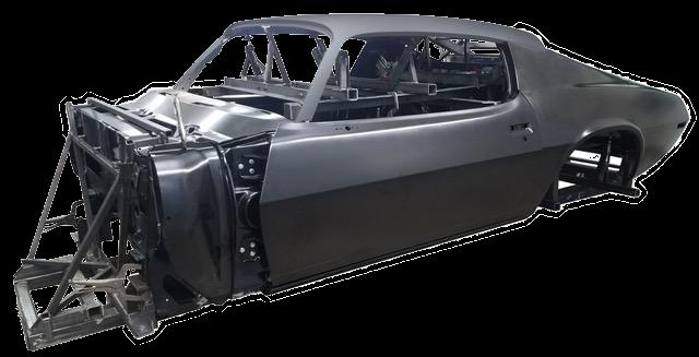 1970-73 Camaro