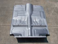GM - 1955-57 Chevy 2-Door Hardtop Complete Floor With Braces