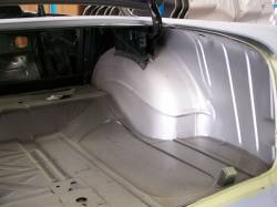 1955-57 Chevy Body Mini-Tub Option