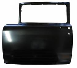 GM - 1955-57 Chevy 2-Door Sedan & Station Wagon Left Full Door Skin (Also Use For Nomad)