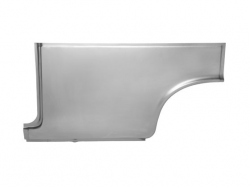 1956 Chevy 2-Door Left Lower Forward Quarter Panel Section