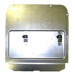 1955-57 Chevy 2-Door Sedan Left Rear Inner Quarter Access Cover