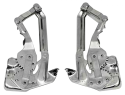 GM - 1955-56 Chevy Hood Hinges Pair