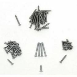 1955-57 Chevy 2-Door Hardtop Interior Garnish Molding Trim Screw Set
