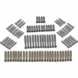 1955-57 Chevy Nomad Interior Garnish Molding Trim Screw Set