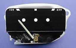 1956 Chevy Temperature Gauge