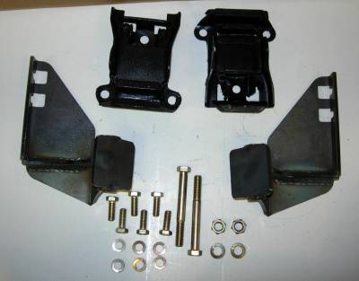 1949-54 Chevy V8 Motor Mount Kit