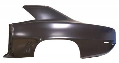 1969 Camaro Coupe Left Full Quarter Panel By AMD