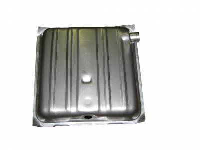 GM - 1957 Chevy Non-Wagon Stainless Steel Original Style Fuel Tank