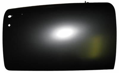 GM - 1955-1957 2-Door Hardtop & Convertible Right Door Skin