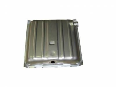 GM - 1955-56 Chevy Non-Wagon Stainless Steel Original Style Fuel Tank