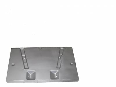 GM - 1955-57 Chevy Station Wagon/Nomad/Sedan Delivery Rear Cargo Floor With Braces