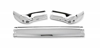 GM - 1955 Chevy Rear Bumper