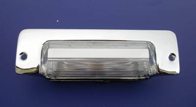 1957 Chevy Rear License Light Assembly