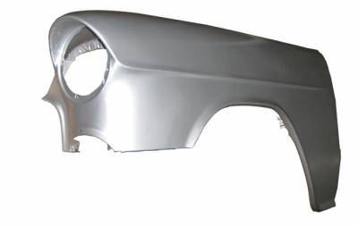 GM - 1955 Chevy Left Front Fender