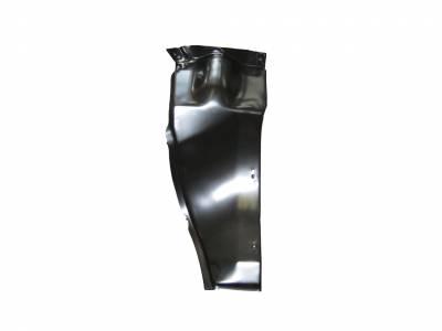 GM - 1956-57 Left Lower Radiator Support To Frame Filler Panel