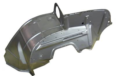 GM - 1957 Chevy Left Inner Fender