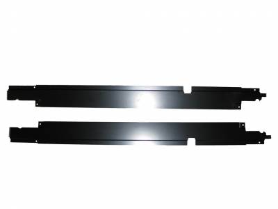 GM - 1955-57 2-Door Top Of Rocker Panel Sill Covers Pair