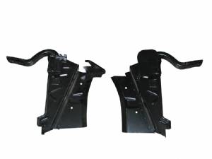 1955-57 Chevy 2-Door Hardtop Trunk Hinges Pair