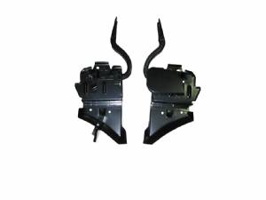 1955-57 Chevy Convertible Trunk Hinges Pair