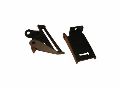 1955-57 Chevy Emergency Brake Floor Brackets