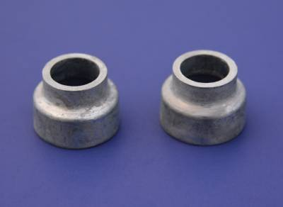 1955-56 Windshield Wiper Transmission Spacers Pair