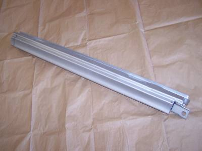 GM - 1955 Chevy Right Factory Correct Rocker Panel With Fender Bracket
