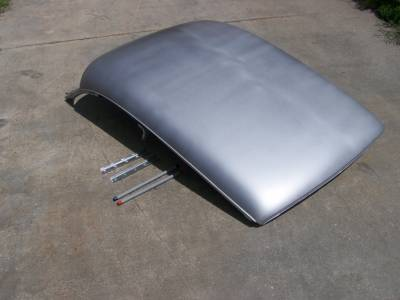 1955-56 Chevy 2-Door Sedan Top/Roof Structure And Skin Assembly Complete