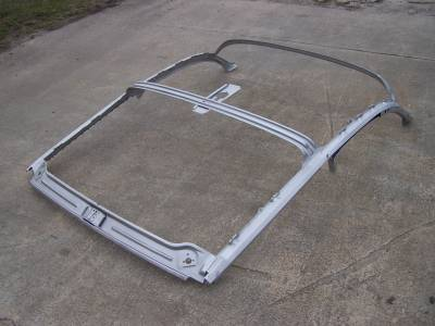 1955-57 Chevy 2-Door Sedan Roof Top Structure