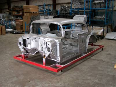 1957 Chevy 2-Door Sedan Body Skeleton