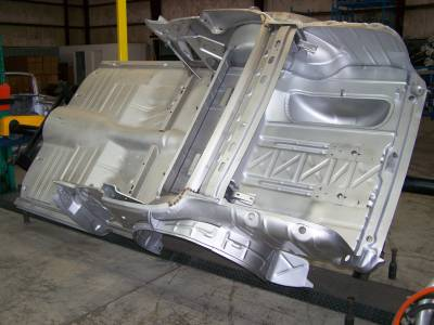 1957 Chevy Convertible Body Clipster
