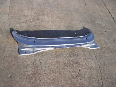 GM - 1957 Chevy Upper Cowl Panel With Winshield Pinchweld Flange