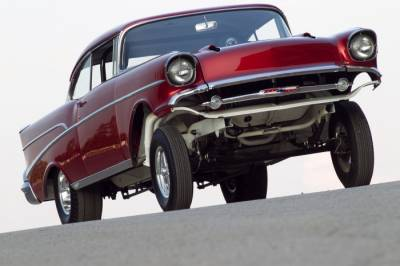 1955-57 Chevy PRECISION HOT ROD Gasser Chassis