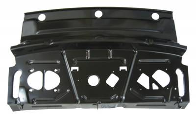 1967-69 Camaro Coupe Rear Package Tray