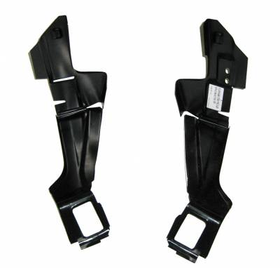 1967-69 Camaro Rear Package Tray Extensions Pair