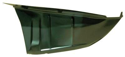 1969 Camaro Left Trunk Floor Drop-Off Panel