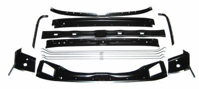 1967-68 Camaro & Firebird Coupe Top/Roof Brace Kit
