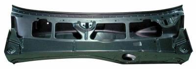1968 Camaro Upper/Lower Cowl Plenum Assembly w/o Factory A/C