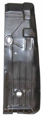 1967-69 Camaro Left Half Full Floor Pan