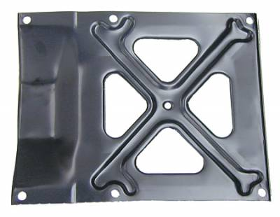 1967-69 Camaro/Firebird Convertible Center Floor X-Brace