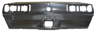 1967-68 Camaro Rear Body Taillight Panel By AMD