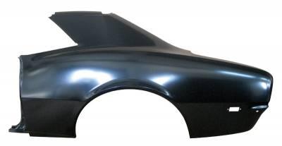1968 Camaro Coupe Left Full Quarter Panel By AMD